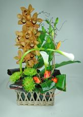 Grande Composition florale d'Automne