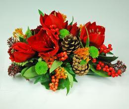 Coupe florale festive