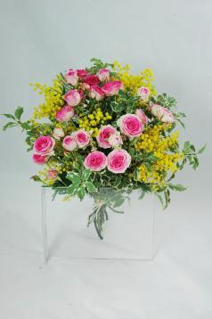 bouquet mimi eden fête des grand-mères